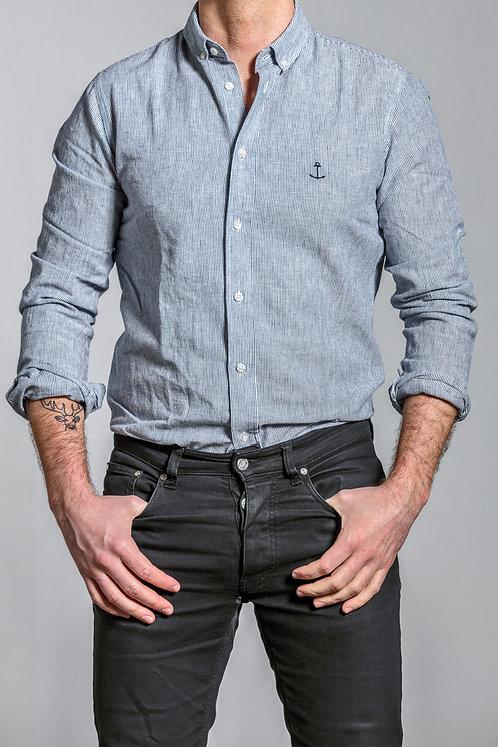 Harry Shirt Sthlm Stripe