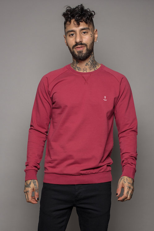 Embo Sweat Washed Red