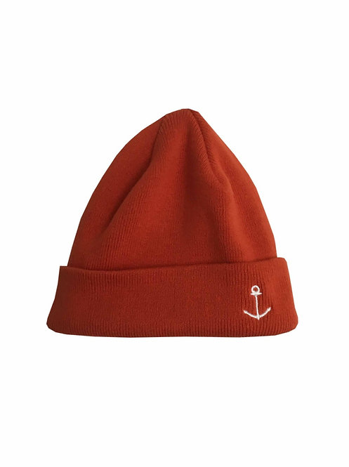 Ola Beanie Orange