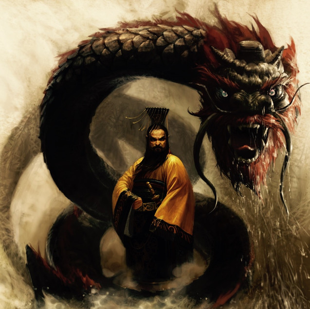 Ancient Chinese Principle of Everything