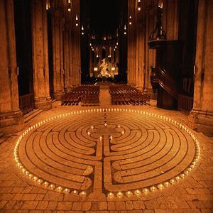 The Mysteries of Ausar-Hapi - Labyrinths