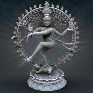 Mudras - Hindu Nataraja