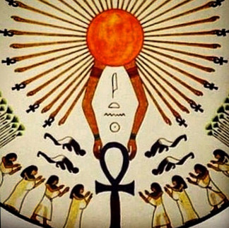 The Sun-Bearer Mudra