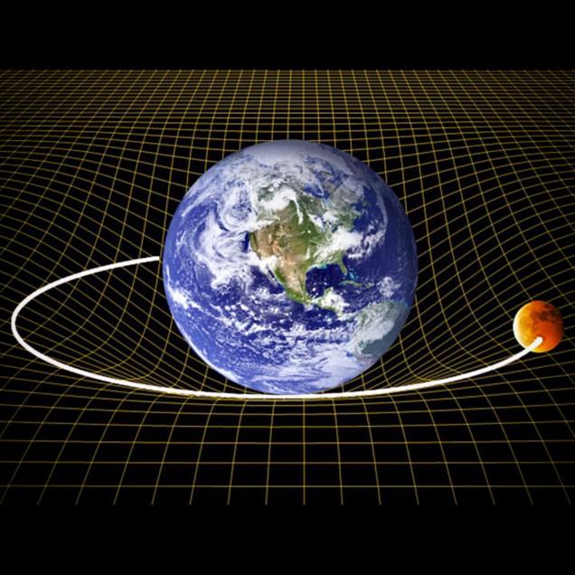 Albert Einstein - Theory of Relativity - Gravity