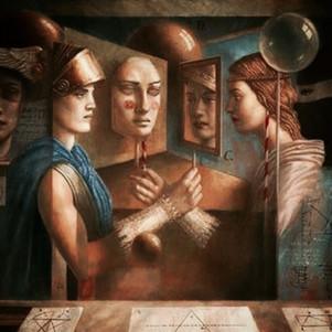 The Bacchic & Dionysiac Rite - Titans and Bacchic