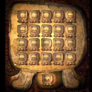 The Number Zero - Mayan