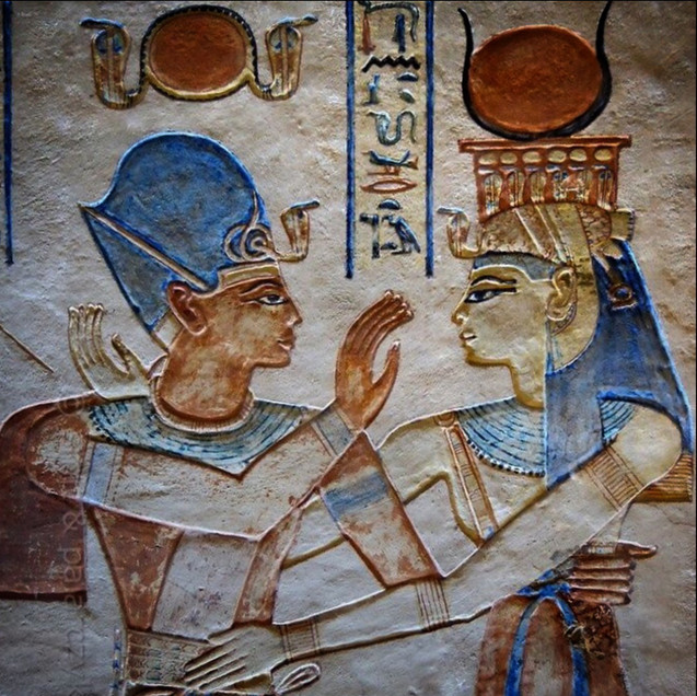 The Mysteries of Ausar-Hapi - Lesser and Greater Mysteries