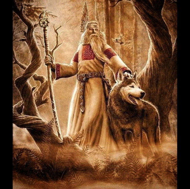 The Odinic Mysteries - Establishment