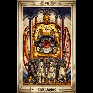 VII - The Chariot