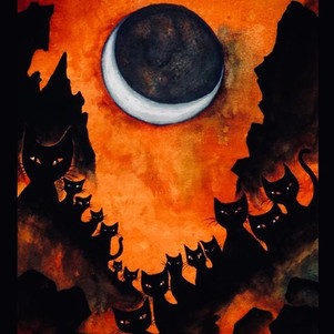 The Lunar Cat