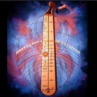 Music of the Spheres - Cosmic Monochord