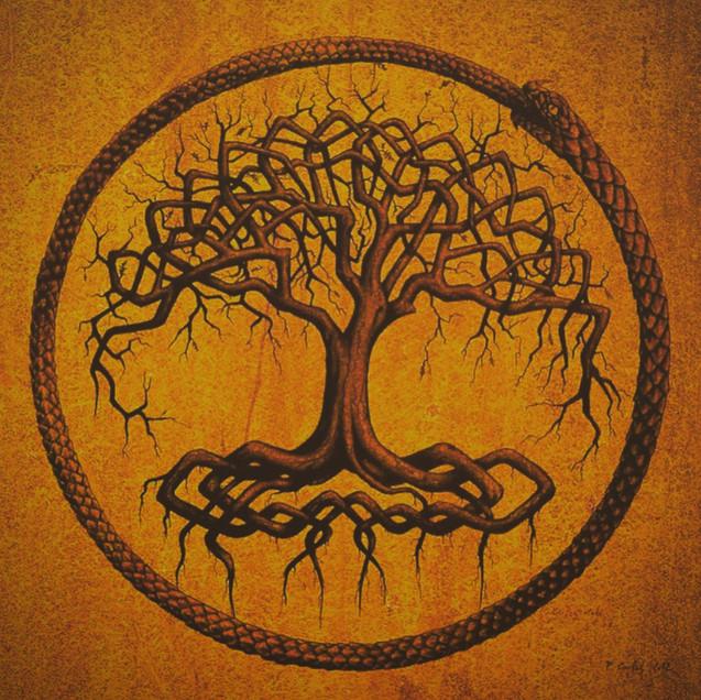 The Odinic Mysteries - Yggdrasil