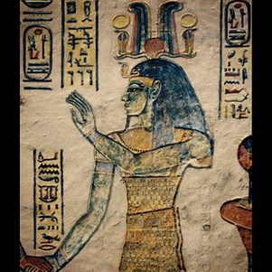 Ancient Egyptian Demiurge