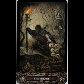 IX - The Hermit