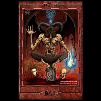 XV - The Devil
