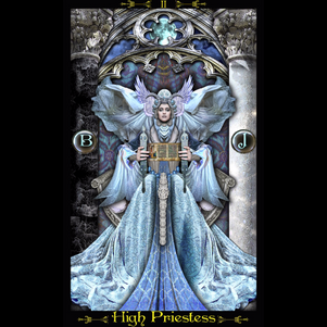 II - The High Priestess