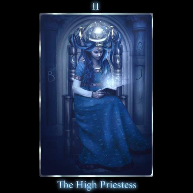 II - The High Priestess