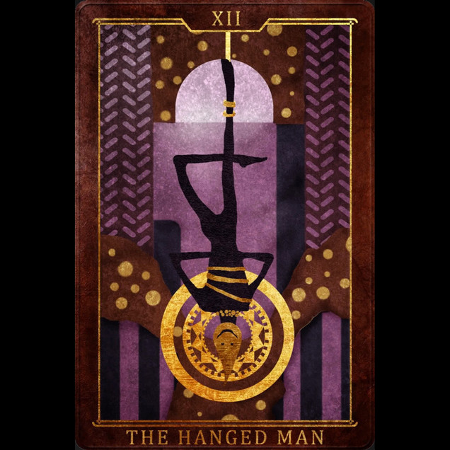 XII - The Hanged Man