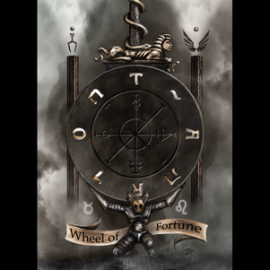 X - Wheel of Fortune