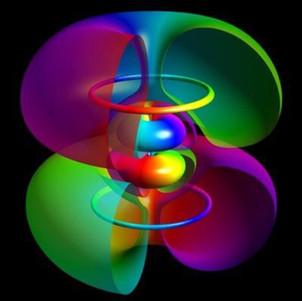 Quantum Mechanics - Probability Cloud