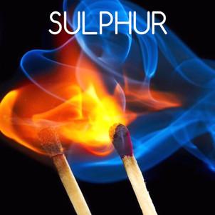 Alchemy - 3 Essentials - Sulphur