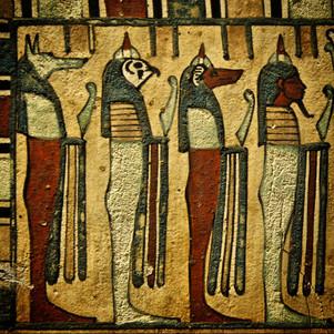 Declaration of the 4 Sons of Heru