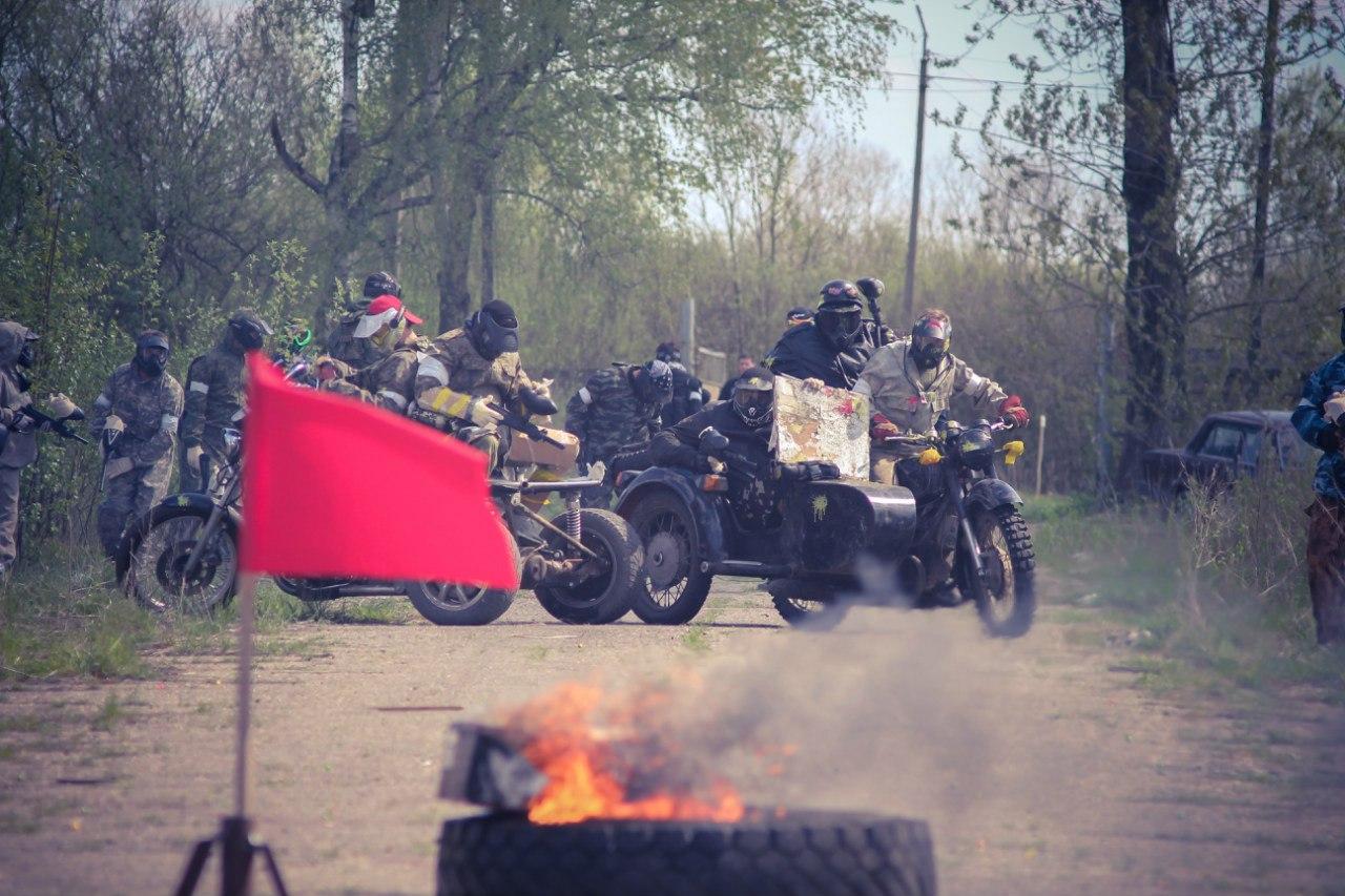 пейнтбол лазертаг Великий Новгород