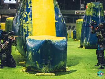 Новые успехи команды #HOLMGARDВ минувшее воскресенье в Москве в пейнтбольной арене на стадионе «Тор