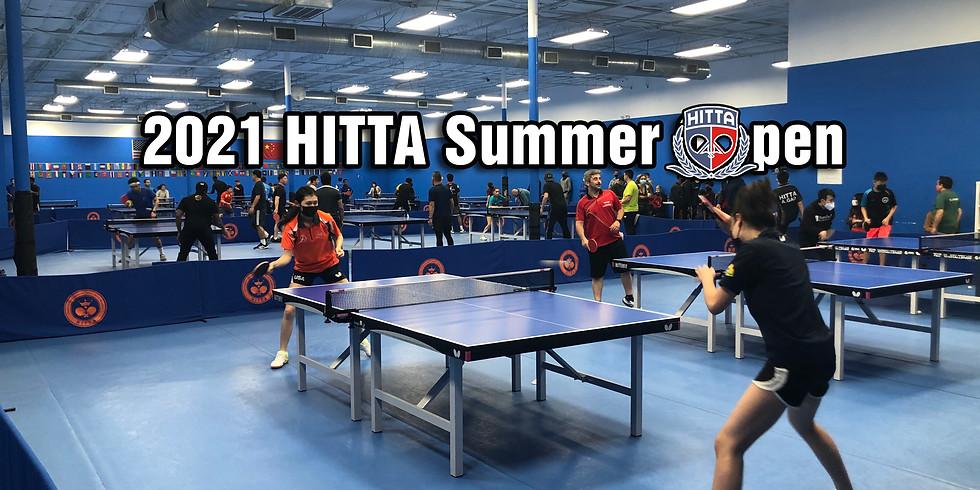2021 HITTA Summer Open