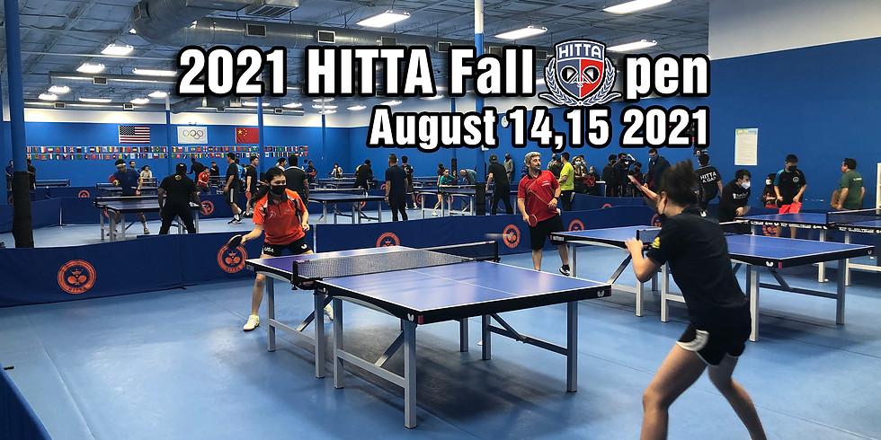 2021 HITTA Fall Open