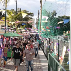 Festa Junina do Castelo reúne duas mil pessoas