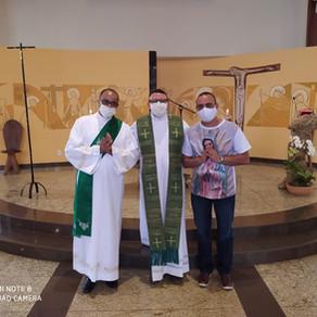 Diaconato Permanente: Paulo de Tarso se prepara para a ordenação diaconal
