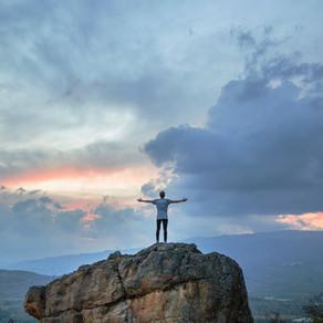 Do deserto à montanha. A transfiguração como prévia da ressurreição, a verdadeira vida.