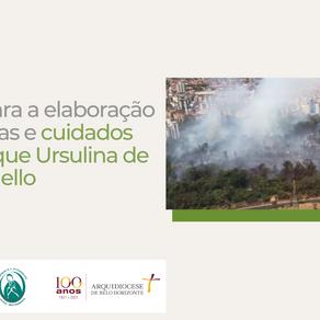 #GuardiõesDoParque | Reunião sobre o Parque Ursulina de Andrade Mello