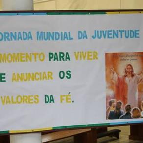 JMJ Rio 2013 | Nos caminhos de Cristo - Via Sacra