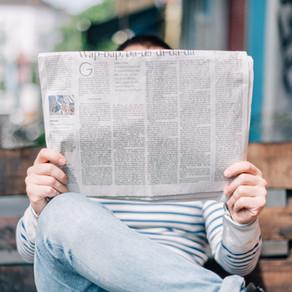 A boa ou a má notícia? A Palavra de Deus contra as fake news
