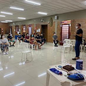 Juventude se reúne para falar sobre a JMJ Lisboa 2023