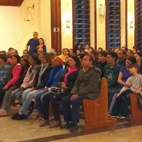 Doações são recebidas para ajudar os refugiados venezuelanos que estão em Belo Horizonte