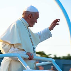 Vamos ajudar as obras de caridade do Papa Francisco