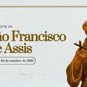 Paróquia se prepara para a 13ª Festa de São Francisco de Assis
