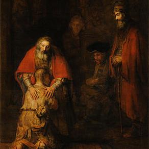 Da conversão necessária à casa do Pai de Misericórdia