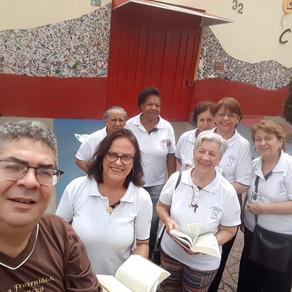 Membros da paróquia dão início ao movimento das Pequenas Comunidades