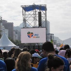 "JMJ Rio 2013 | ""Ide e fazei discípulos"" - Missa de envio"