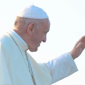 Papa Francisco celebra oito anos de Pontificado
