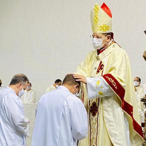 Paulo de Tarso é ordenado Diácono Permanente no dia do centenário da Arquidiocese de BH