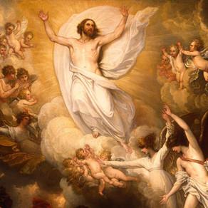 Subindo ao céu, o Senhor eleva nossa humanidade