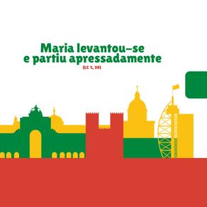 Lisboa 2023: Conheça a marca da próxima edição da JMJ