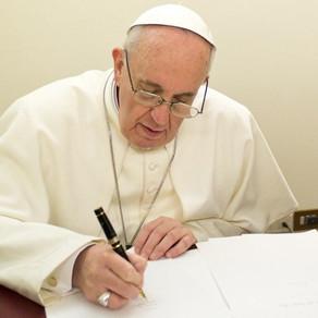 Papa Francisco institui o Ministério de Catequista