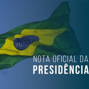 CNBB | Nota oficial da presidência