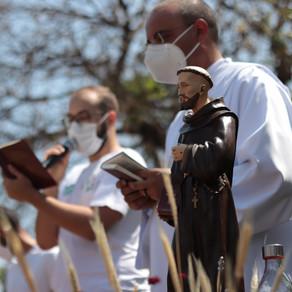 Bênção dos animais e Luau com a Juventude marcam festividades de São Francisco de Assis